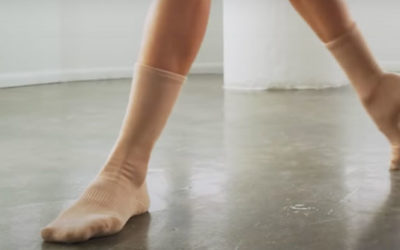 À découvrir : les chaussettes de danse BLOCHSOX